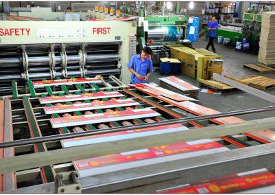 Printing – Packaging