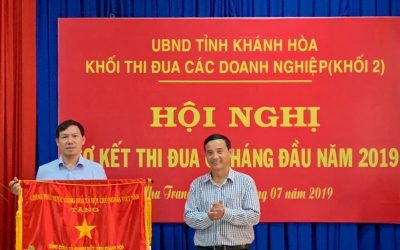 Khanh Viet Corporation was awarded Emulation Flag by the Prime Minister