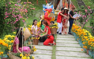 Spring travel with Khatoco Tourism