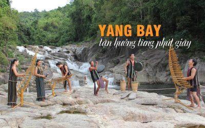 Many interesting experiences when visiting Yang Bay