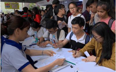 "Khatoco attending ""Internship and Jobs Fair Ho Chi Minh City 2019"""