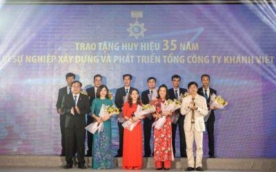 Khanh Viet Corporation celebrates its 37th anniversary of establishment (4/10/1983 – 4/10/2020)