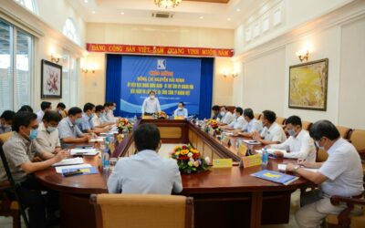 Mr. Nguyen Hai Ninh, Secretary of Khanh Hoa Provincial Party Committee and his delegation visit and work at Khatoco